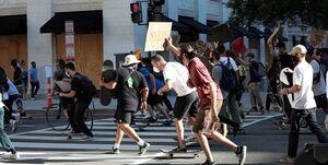 رفتار خشونتآمیز پلیس با معترضان در اروپا +فیلم