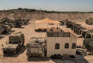 نفوذ به پایگاه نظامی صهیونیستها در مرز لبنان