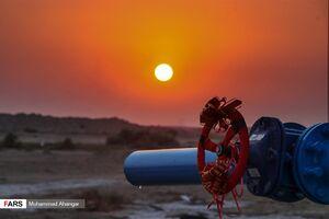 فیلم/آبرسانی به روستای محروم سیستان بلوچستان