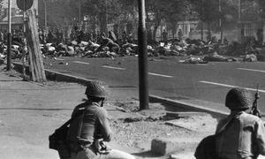 کشتار مردم در «ژاله» زمینهساز سقوط رژیم پهلوی