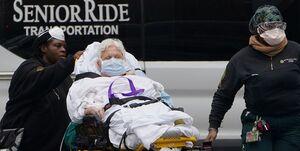 تلفات کرونا در آمریکا به مرز 189 هزار نفر رسید