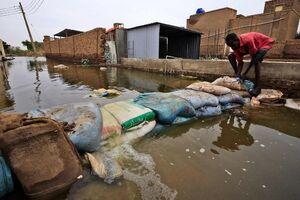 عکس/ سیل مرگبار در سودان