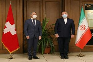 ظریف: قدردان تلاشهای سوئیس برای سبک کردن خرابکاریهای آمریکا هستیم