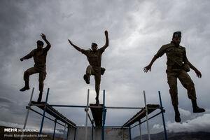 جدیدترین لباس نیروی دریایی ارتش +عکس
