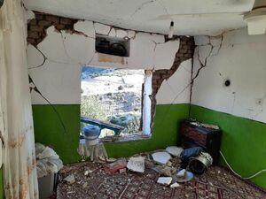 تصاویر جدید از مناطق زلزلهزده رامیان