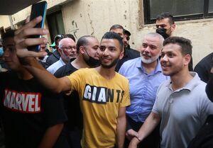 حماس: سفر هنیه به لبنان موفقیتآمیز و ثمربخش بود