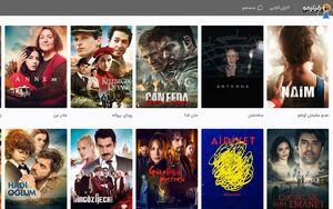 فیلمیو سلطان توزیع سریالهای ترکی جای GEM TV نشست+تصاویر