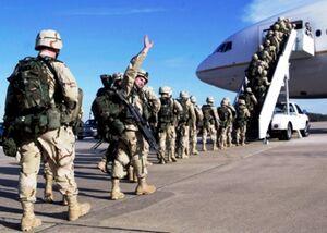 اهداف برنامه «کاهش نیروهای آمریکایی در منطقه»