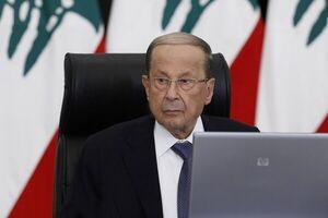 تاکید میشل عون بر مشخص شدن علت آتشسوزی در بیروت