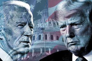 ترامپ و بایدن