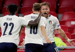 اولین پیروزی ایتالیا در خانه هلند