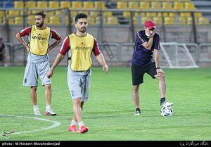 عربشاهی: گلمحمدی اگر تصمیم به رفتن داشت چرا به باشگاه لیست داد؟/ پرسپولیس بازیکنانی بزرگتر از ترابی دارد