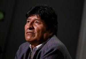دادگاه بولیوی مانع حضور مورالس در انتخابات سنا شد