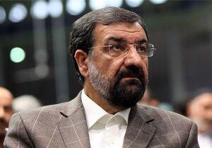 گلایه محسن رضایی از مسوولان پس از تهدید اینستاگرام