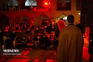 مراسم عزاداری دهه دوم ماه محرم در قزوین