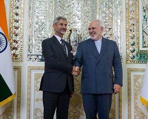 وزیر خارجه هند ظهر امروز مهمان ظریف