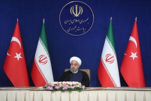 نسبت به ایران و ترکیه همواره دشمنیها و کینه توزی وجود داشته است/ مداخلات خارجی مانع جدی برای برقراری صلح، ثبات و امنیت در منطقه است