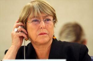 کمیسر عالی حقوق بشر سازمان ملل میشل باشله