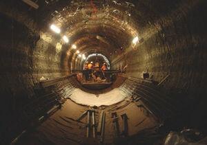 احداث بیش از ۵۰ درصد از خطوط مترو توسط قرارگاه خاتم
