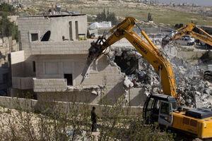 گزارش سازمان ملل از تخریب ۵۰۰ ساختمان فلسطینیان