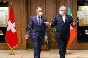 سه روز با وزیر خارجه سوئیس، از اصفهان تا تهران - کراپشده