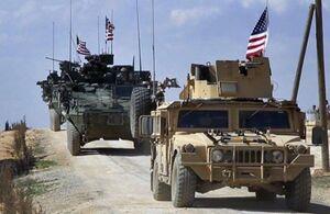 کاروان تجهیزات و تسلیحات ارتش آمریکا در جنوب عراق هدف قرار گرفت