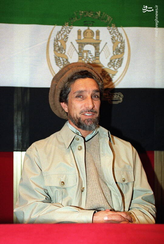 احمد شاه مسعود، فرمانده مجاهدانِ دره «پنجشیر»
