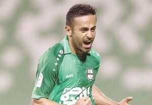 ابراهیمی برنده رقابت ایرانیهای لیگ ستارگان قطر