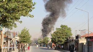 حمله انتحاری به کاروان معاون اول رئیس جمهور افغانستان