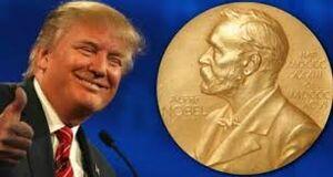 طنزی تلخ از نامزدهای صلح نوبل