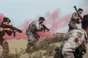 فیلم/ دومین روز رزمایش ذوالفقار ۹۹ ارتش