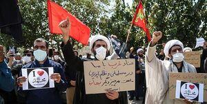 جزئیات تجمع اعتراضی مردم تهران در پی اهانت به پیامبر اسلام