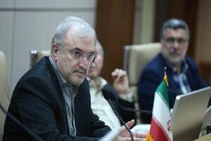 امام جمعه ملارد از وزیر بهداشت عذرخواهی کرد