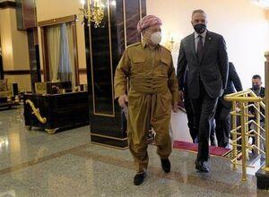 نخستوزیر عراق و مسعود بارزانی دیدار کردند