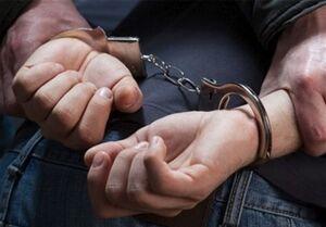 دستگیری نمایه بازداشت نمایه