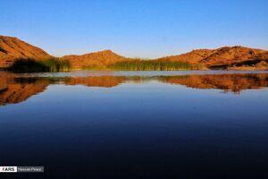 عکس/ طبیعت زیبای «درمار» بشاگرد