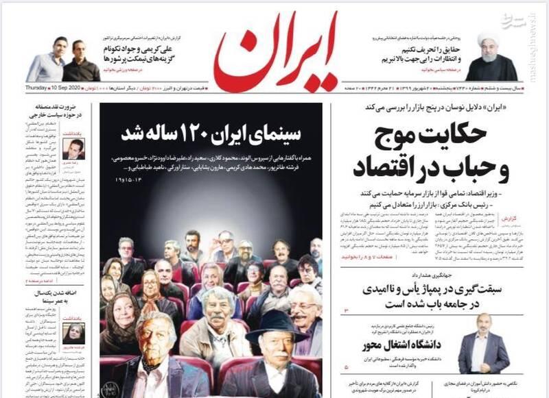 ایران: حکایت موج و حباب در اقتصاد