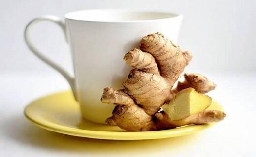 چای زنجبیلی