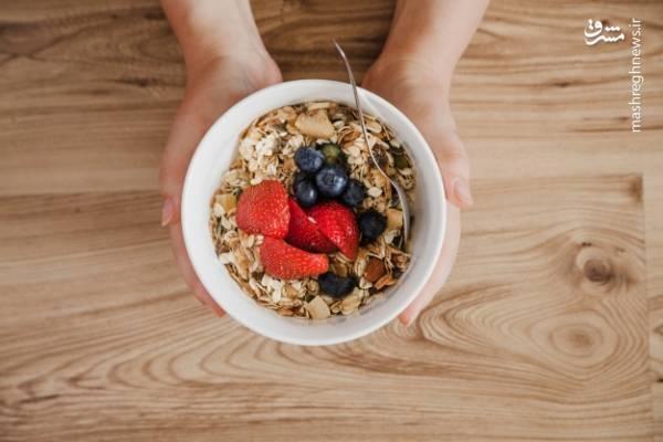صبحانهای که شما را در یک ماه لاغر میکند