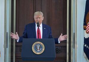 ترامپ: با ملک سلمان درباره عادی سازی روابط با اسرائیل گفتگو کردهام