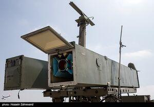 عکس/ شلیک موشک قادر در رزمایش ارتش