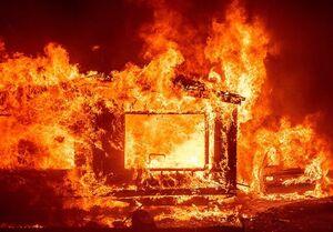 شمار تلفات آتش سوزی کالیفرنیا به ۱۰ نفر رسید/فرار ۵۰۰ هزار ساکن ایالت اورگن از آتش