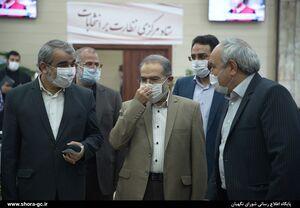 عکس/ اعضای شورای نگهبان در ستاد مرکزی انتخابات