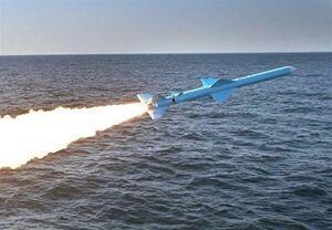 اولین تصاویر از شلیک موشک از زیردریایی غدیر