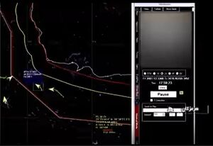 فیلم/  چگونگی رهگیری هواپیما و دو پهپاد آمریکایی حین رزمایش