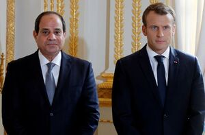 استقبال مصر و فرانسه از حل و فصل سیاسی بحران لیبی