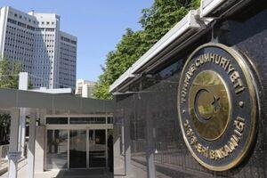 ترکیه توافق بحرین-رژیم صهیونیستی را محکوم کرد