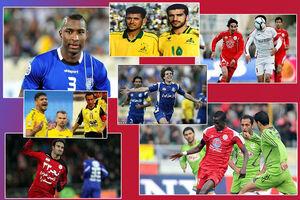 نگاهی به خارجیهای باکیفیت ۳۰ سال اخیر فوتبال ایران