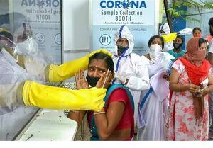آخرین آمار جهانی کرونا/ ابتلای بیش از ۹۷۰۰۰ هندی در ۲۴ ساعت گذشته +جدول تغییرات