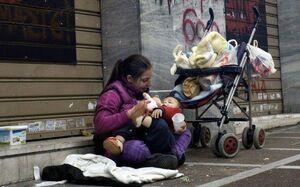وضعیت کودکان فقیر در بزرگترین امپراتوری جهان +عکس